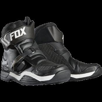 Мотоботы Fox Bomber Black 10