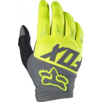 Мотоперчатки Fox Dirtpaw Race Yellow L (2017)