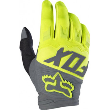 Мотоперчатки Fox Dirtpaw Race Yellow M (2017)