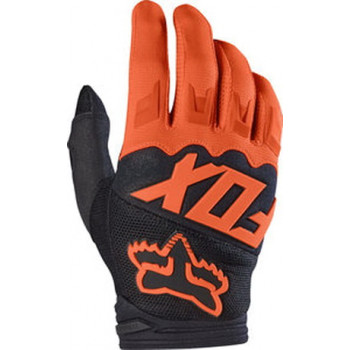 Мотоперчатки Fox Dirtpaw Race Orange XL (2017)