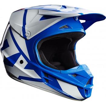 Мотошлем Fox V1 Race Blue S (2017)