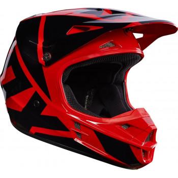 Мотошлем Fox V1 Race Red M (2017)
