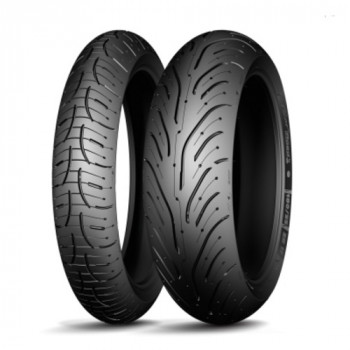 Мотошины Michelin Michelin Pilot Road 4 190/55 ZR17 75W