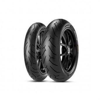 Мотошины Pirelli Diablo Rosso II Front 110/70 ZR17 54W TL