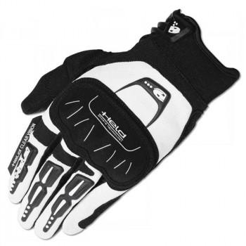 Мотоперчатки Held Backflip White-Black 9