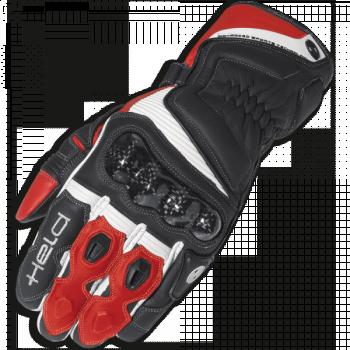 Мотоперчатки Held Sensato Black-Red 8