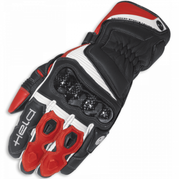 Мотоперчатки Held Sensato Black-Red 9