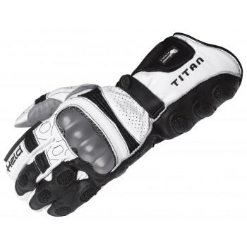 Мотоперчатки Held Titan Black-White 9