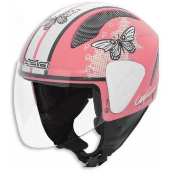 Мотошлем Held Butterfly Pink-Rose L