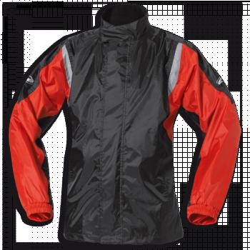 Дождевая мотокуртка Held Mistral II Black-Red L