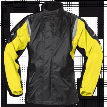 Дождевая мотокуртка Held Mistral II Black-Fluo-Yellow XL
