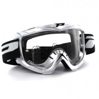 Мотоочки ProGrip 3201 Silver