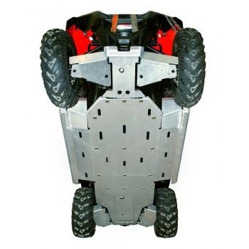 Полный комплект защиты для квадроцикла Ricochet на Polaris RZR 900XP (2011-2013)