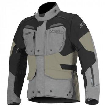 Мотокуртка текстильная Alpinestars Durban Gtx Grey-Black-Sand 54