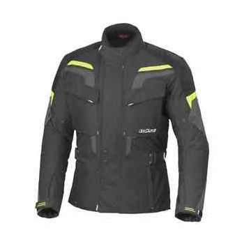 Мотокуртка Buse Lago Pro Jacket Black-Neon Yellow L