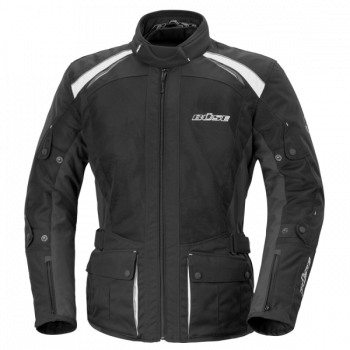 Мотокуртка Buse Arco Jacket Black-White 52