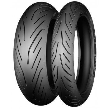 Мотошины Michelin Pilot Power 3 120/70ZR17 Front 58W TL