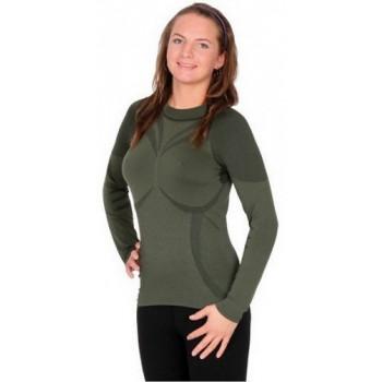Термофутболка женская Lasting Adela 6262 Olive L/XL