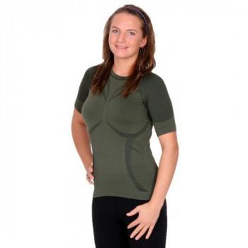Термофутболка женская Lasting Alba 6262 Olive L/XL