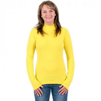 Термофутболка женская Lasting Wera 1212 Yellow XS
