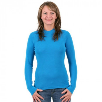 Термофутболка женская Lasting Wera 5151 Blue XS