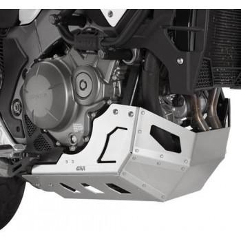 Защита картера Givi VFR1200X DCT Crosstourer 12-15 Silver