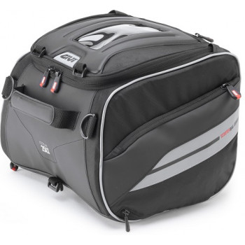 Мотосумка центральная Givi Xstream (25L) Black-White