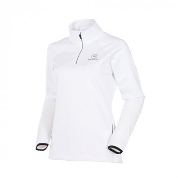 Термокофта Rossignol W Warm Stretch 1-2 ZIP White M