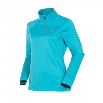 Термокофта Rossignol W Warm Stretch 1-2 ZIP Blue M