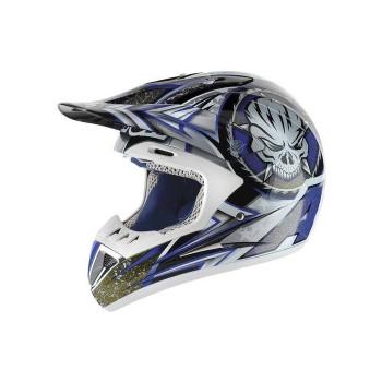 Мотошлем Airoh RUNNER X-MAN Blue L