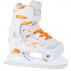 фото 1 Коньки Раздвижные коньки детские Tempish NEO-X Ice Girl  White-Orange 29-32