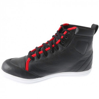 фото 2 Мотоботы Мотоботинки RST Urban II Black-Red 44