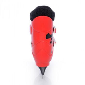 фото 4 Коньки Раздвижные коньки детские Tempish Fur Expanze Red-Black 33-36