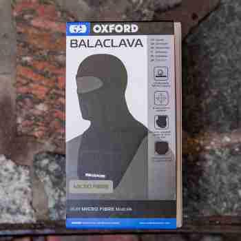 фото 3 Подшлемники Балаклава Oxford Balaclava Cotton Black