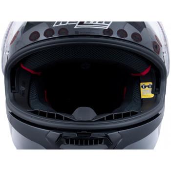 фото 6 Мотошлемы Мотошлем Nolan N87 Special Plus N-Com Metal Black XS