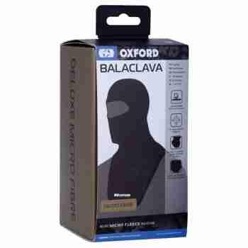 фото 2 Подшлемники Балаклава Oxford Deluxe Balaclava Micro Fleece Black