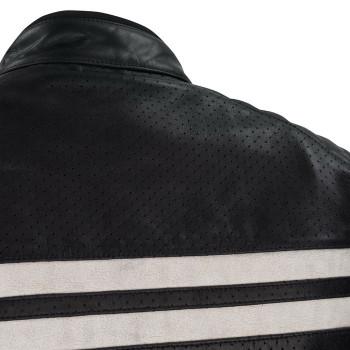 фото 4 Мотокуртки Мотокуртка Segura Stripe Perforated Black XL