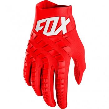 фото 1 Мотоперчатки Мотоперчатки Fox 360 Glove Red L