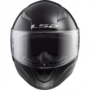 фото 3 Мотошлемы Мотошлем LS2 FF353 Rapid Single Mono Gloss Black 2XL