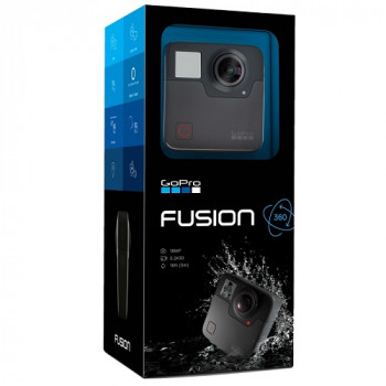 фото 5 Экшн-камеры Экшн-камера GoPro Fusion Silver