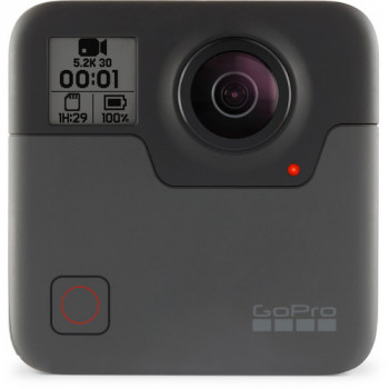 фото 10 Экшн-камеры Экшн-камера GoPro Fusion Silver