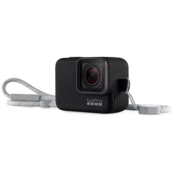фото 2 Аксессуары для экшн-камер Чехол для камеры GoPro Sleeve Plus Lanyard Black