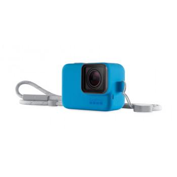 фото 3 Аксессуары для экшн-камер Чехол для камеры GoPro Sleeve Plus Lanyard Blue