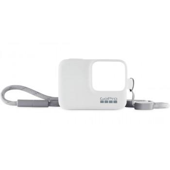 фото 1 Аксессуары для экшн-камер Чехол для камеры GoPro Sleeve Plus Lanyard White