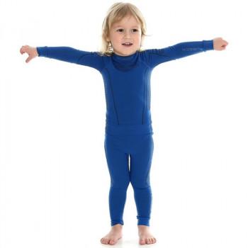фото 2 Термобелье Комплект детского термобелья Brubeck Thermo Blue 92-98