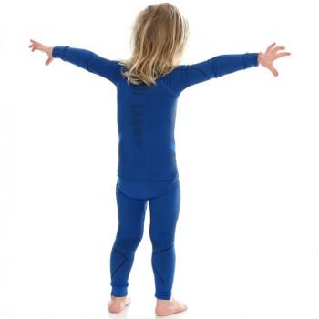 фото 7 Термобелье Комплект детского термобелья Brubeck Thermo Blue 92-98
