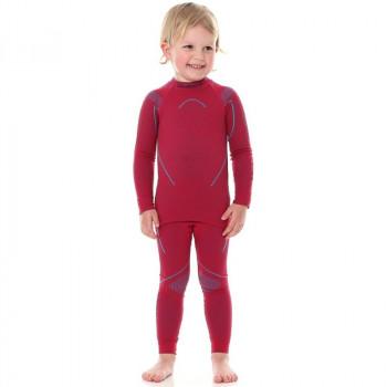 фото 1 Термобелье Комплект детского термобелья Brubeck Thermo Pink 92-98