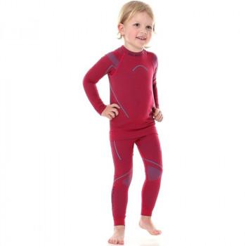 фото 10 Термобелье Комплект детского термобелья Brubeck Thermo Pink 92-98