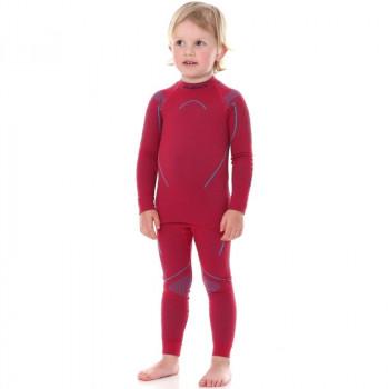 фото 2 Термобелье Комплект детского термобелья Brubeck Thermo Pink 92-98