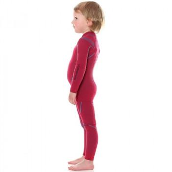 фото 3 Термобелье Комплект детского термобелья Brubeck Thermo Pink 92-98